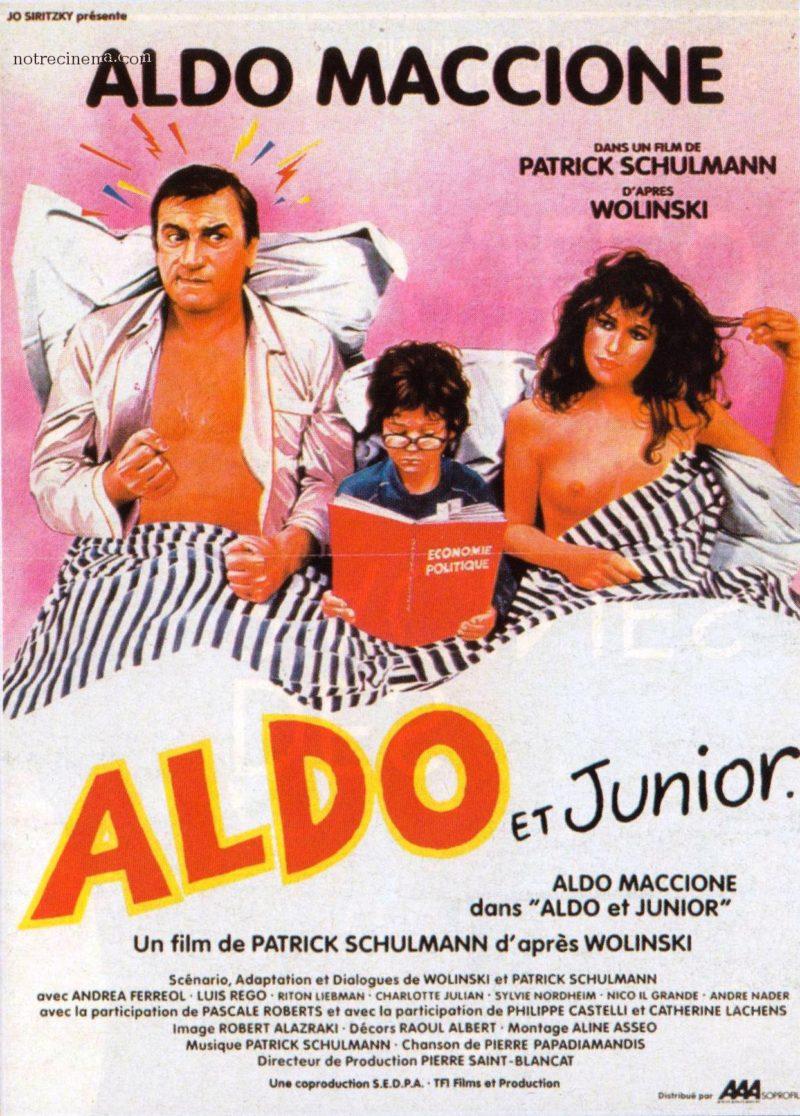 Aldo et junior - Affiche