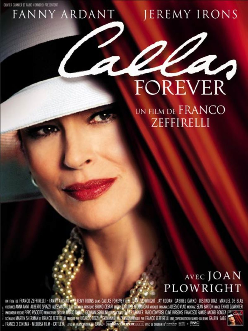 Callas forever - Affiche