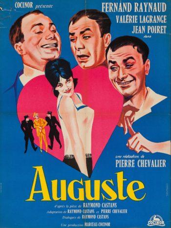 Auguste, un film de Pierre Chevalier