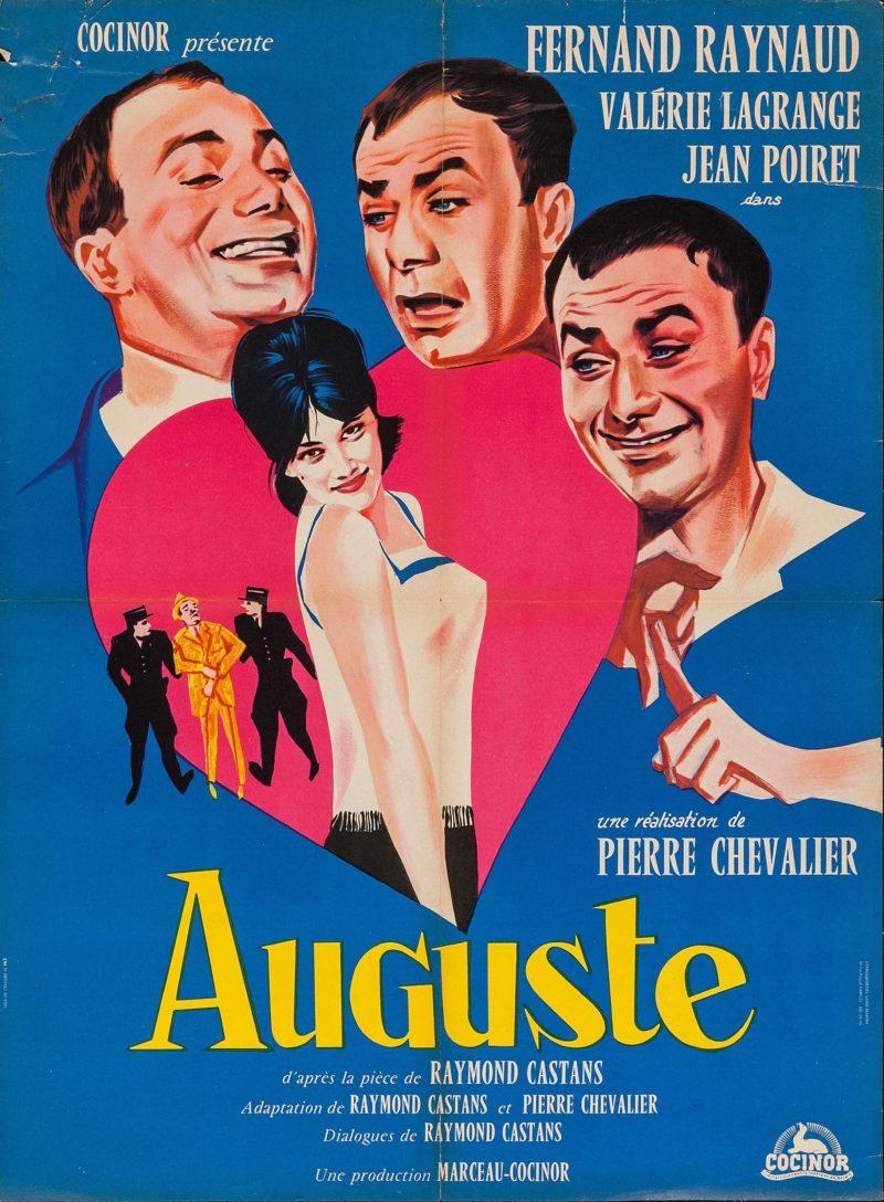 Auguste - Affiche