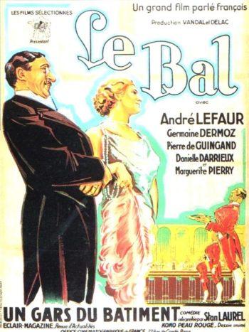 Le Bal, un film de Wilhelm Thiele