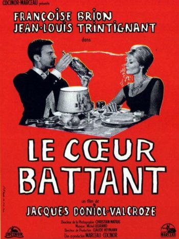 Le cœur battant, un film de Jacques Doniol-Valcroze