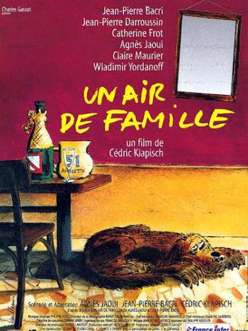 Un air de famille, un film de Cédric Klapisch