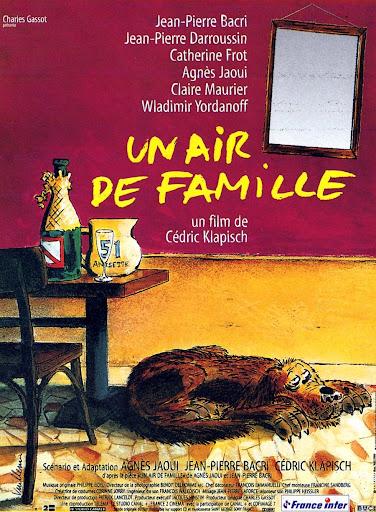 Un air de famille - Affiche