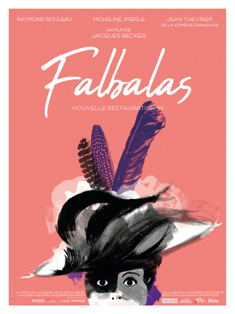 Falbalas - Affiche