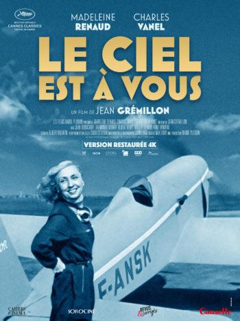 Le Ciel est à vous, un film de Jean Grémillon