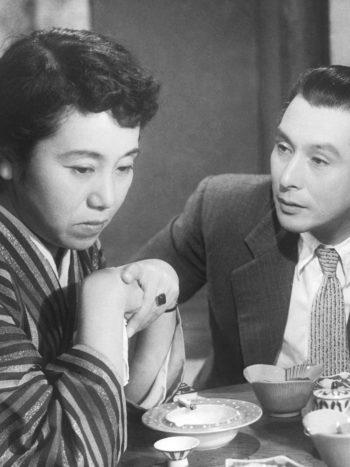 Derniers chrysanthèmes, un film de Mikio Naruse